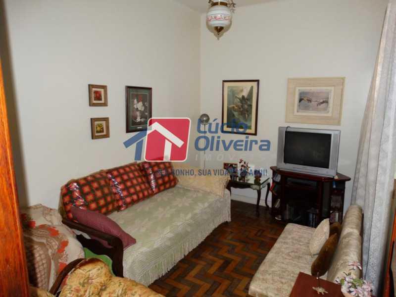 4-Quarto Solteiro - Apartamento à venda Rua João Alfredo,Tijuca, Rio de Janeiro - R$ 750.000 - VPAP50003 - 5
