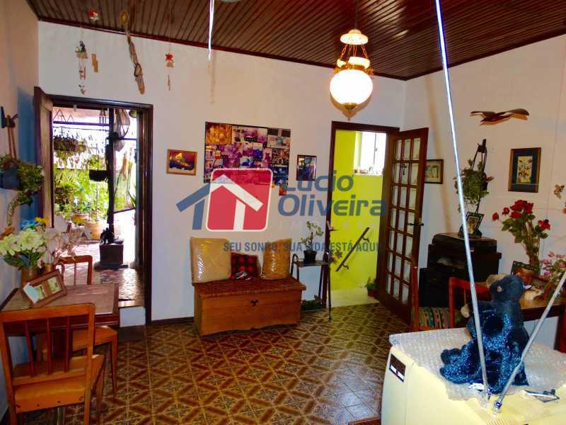 5-Sala  estar. - Apartamento à venda Rua João Alfredo,Tijuca, Rio de Janeiro - R$ 750.000 - VPAP50003 - 6