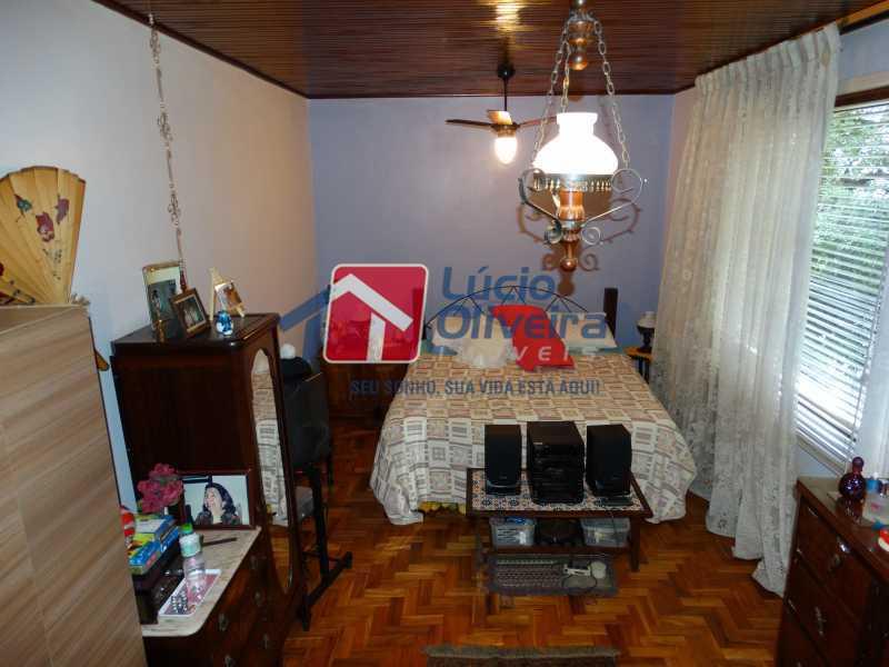 6- Quarto Casal 1- - Apartamento à venda Rua João Alfredo,Tijuca, Rio de Janeiro - R$ 750.000 - VPAP50003 - 7