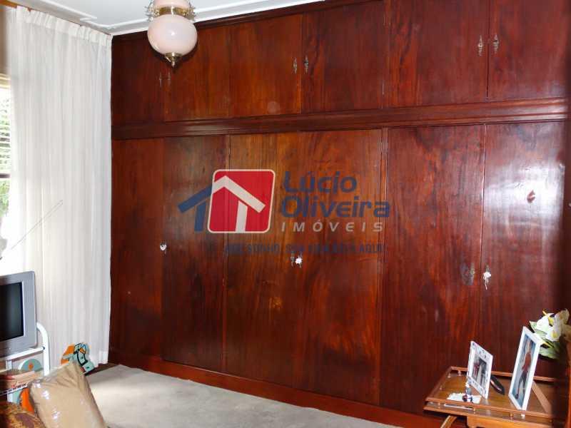 7- Quarto Casal - Apartamento à venda Rua João Alfredo,Tijuca, Rio de Janeiro - R$ 750.000 - VPAP50003 - 8