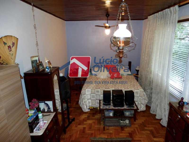 8- Quarto Casal 3 - Apartamento à venda Rua João Alfredo,Tijuca, Rio de Janeiro - R$ 750.000 - VPAP50003 - 9