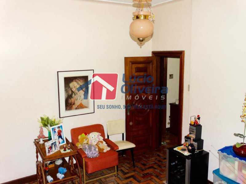 9-Quarto solteiro4 - Apartamento à venda Rua João Alfredo,Tijuca, Rio de Janeiro - R$ 750.000 - VPAP50003 - 10