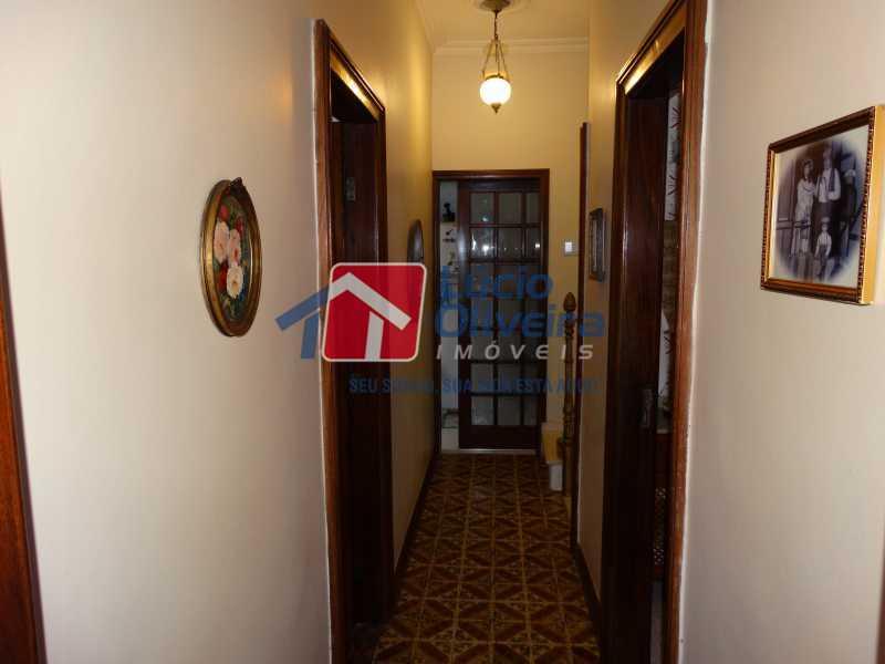 10-Circulação - Apartamento à venda Rua João Alfredo,Tijuca, Rio de Janeiro - R$ 750.000 - VPAP50003 - 11
