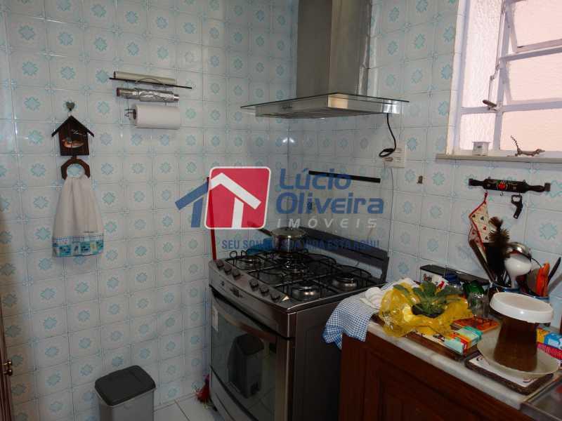 14-Cozinha.. - Apartamento à venda Rua João Alfredo,Tijuca, Rio de Janeiro - R$ 750.000 - VPAP50003 - 14