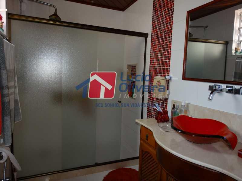 16-Banheiro social - Apartamento à venda Rua João Alfredo,Tijuca, Rio de Janeiro - R$ 750.000 - VPAP50003 - 16