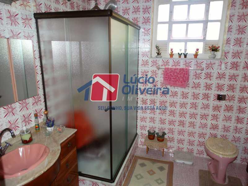 17-Banheiro social2 - Apartamento à venda Rua João Alfredo,Tijuca, Rio de Janeiro - R$ 750.000 - VPAP50003 - 17