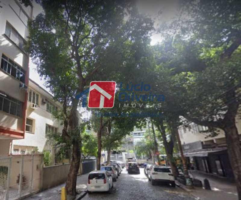 20-Vista da Rua - Apartamento à venda Rua João Alfredo,Tijuca, Rio de Janeiro - R$ 750.000 - VPAP50003 - 20