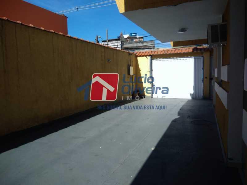 01. - Casa em Condomínio à venda Estrada do Barro Vermelho,Rocha Miranda, Rio de Janeiro - R$ 290.000 - VPCN20031 - 1
