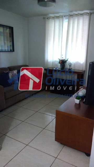 02. - Casa em Condomínio à venda Estrada do Barro Vermelho,Rocha Miranda, Rio de Janeiro - R$ 290.000 - VPCN20031 - 3