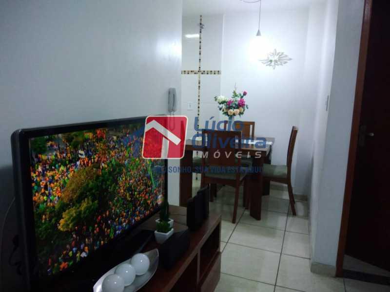 03. - Casa em Condomínio à venda Estrada do Barro Vermelho,Rocha Miranda, Rio de Janeiro - R$ 290.000 - VPCN20031 - 4