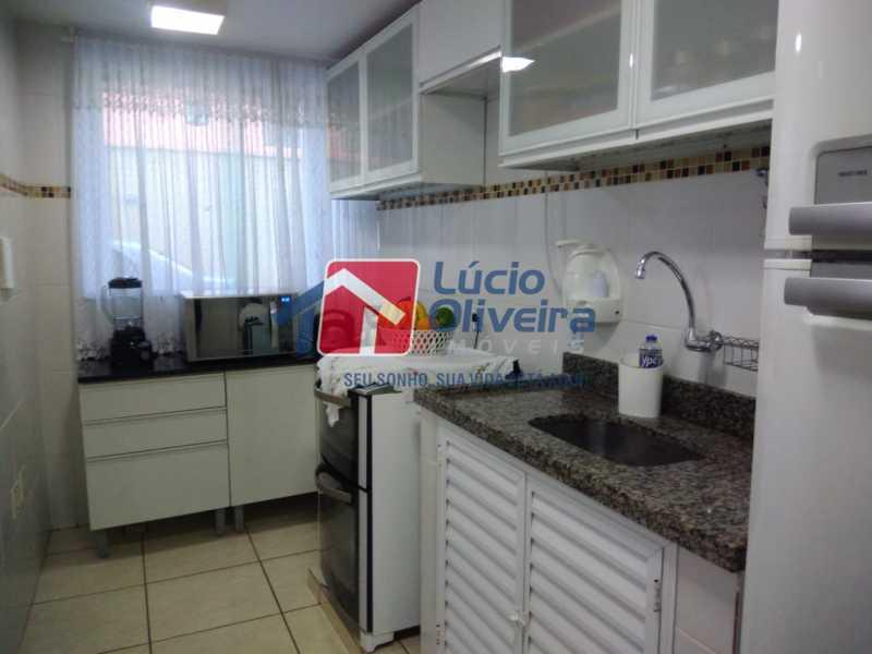 04. - Casa em Condomínio à venda Estrada do Barro Vermelho,Rocha Miranda, Rio de Janeiro - R$ 290.000 - VPCN20031 - 5
