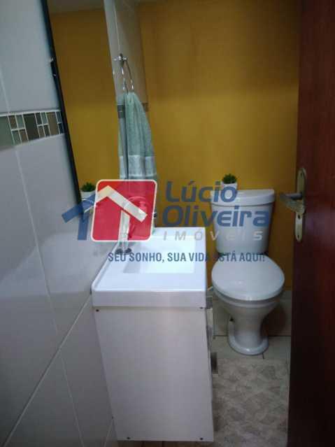 05. - Casa em Condomínio à venda Estrada do Barro Vermelho,Rocha Miranda, Rio de Janeiro - R$ 290.000 - VPCN20031 - 6