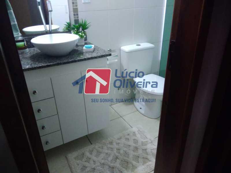 12. - Casa em Condomínio à venda Estrada do Barro Vermelho,Rocha Miranda, Rio de Janeiro - R$ 290.000 - VPCN20031 - 13