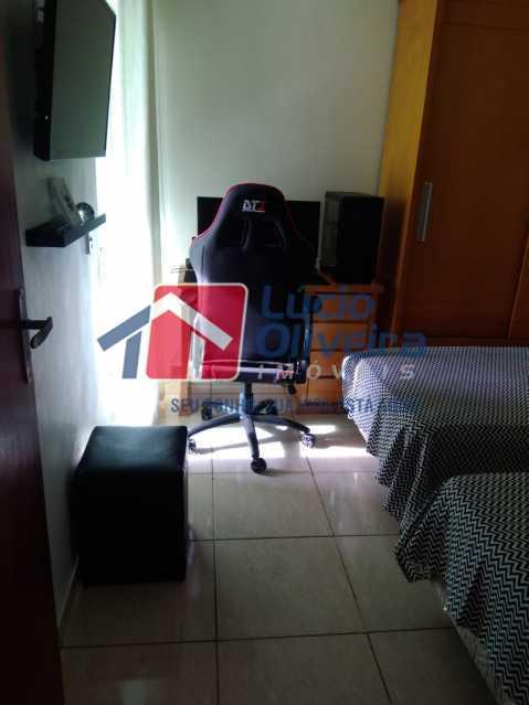 13. - Casa em Condomínio à venda Estrada do Barro Vermelho,Rocha Miranda, Rio de Janeiro - R$ 290.000 - VPCN20031 - 14