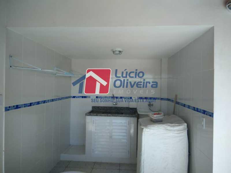 17. - Casa em Condomínio à venda Estrada do Barro Vermelho,Rocha Miranda, Rio de Janeiro - R$ 290.000 - VPCN20031 - 17