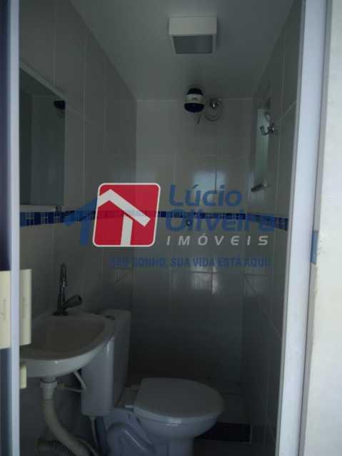 18. - Casa em Condomínio à venda Estrada do Barro Vermelho,Rocha Miranda, Rio de Janeiro - R$ 290.000 - VPCN20031 - 18