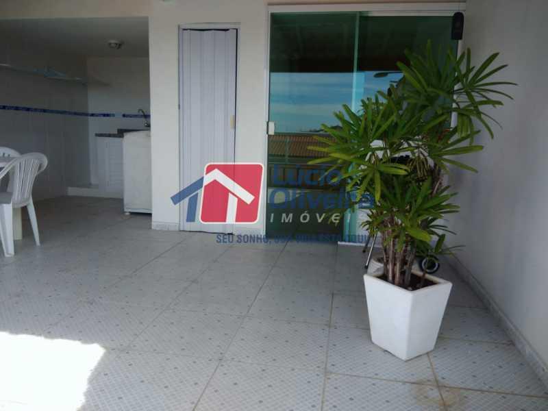 20. - Casa em Condomínio à venda Estrada do Barro Vermelho,Rocha Miranda, Rio de Janeiro - R$ 290.000 - VPCN20031 - 20