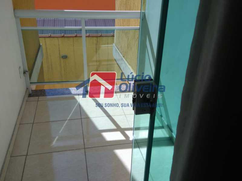 23. - Casa em Condomínio à venda Estrada do Barro Vermelho,Rocha Miranda, Rio de Janeiro - R$ 290.000 - VPCN20031 - 23