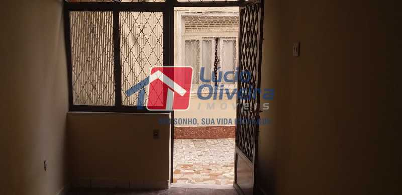 1 - Sala - Apartamento à venda Rua Orica,Braz de Pina, Rio de Janeiro - R$ 180.000 - VPAP10158 - 3