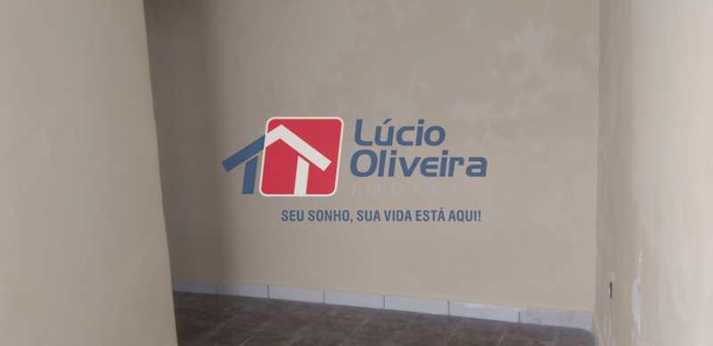 3 - Sala - Apartamento à venda Rua Orica,Braz de Pina, Rio de Janeiro - R$ 180.000 - VPAP10158 - 4