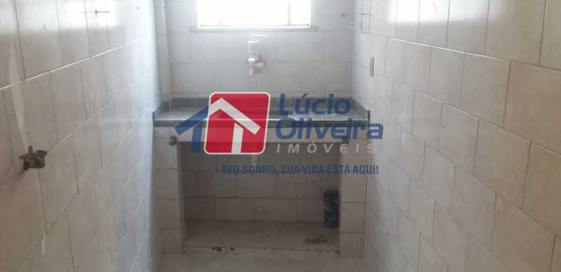 9 - Cozinha - Apartamento à venda Rua Orica,Braz de Pina, Rio de Janeiro - R$ 180.000 - VPAP10158 - 10