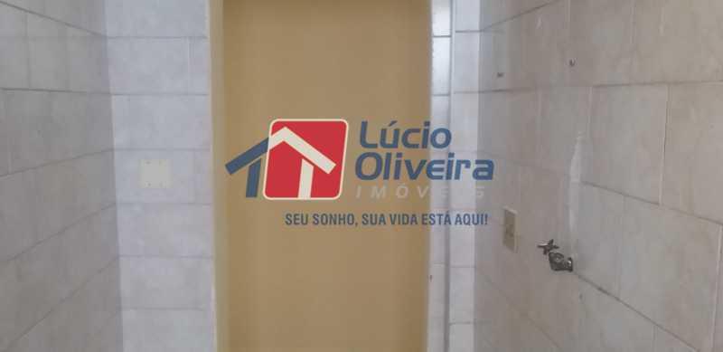 12 - Cozinha - Apartamento à venda Rua Orica,Braz de Pina, Rio de Janeiro - R$ 180.000 - VPAP10158 - 13