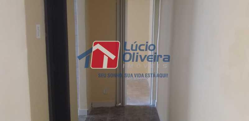 13 - Circulação - Apartamento à venda Rua Orica,Braz de Pina, Rio de Janeiro - R$ 180.000 - VPAP10158 - 14