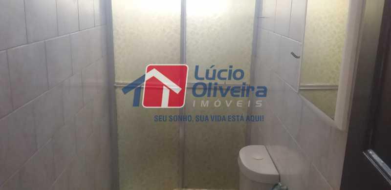 14 - Banheiro - Apartamento à venda Rua Orica,Braz de Pina, Rio de Janeiro - R$ 180.000 - VPAP10158 - 15