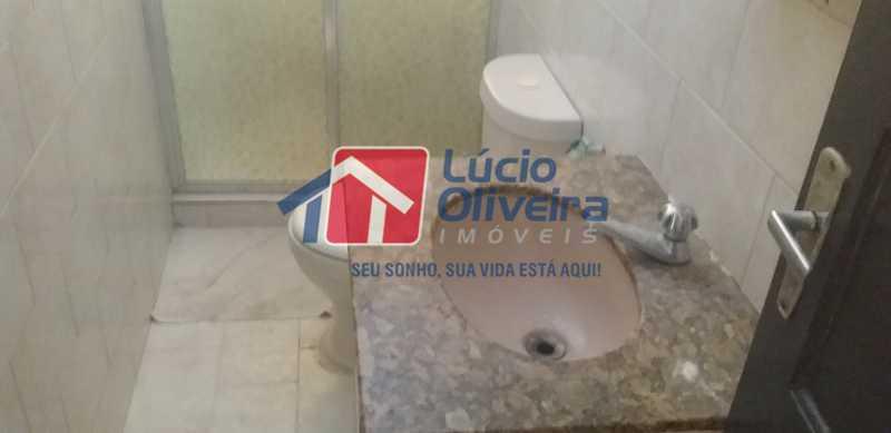 15 - Banheiro - Apartamento à venda Rua Orica,Braz de Pina, Rio de Janeiro - R$ 180.000 - VPAP10158 - 16