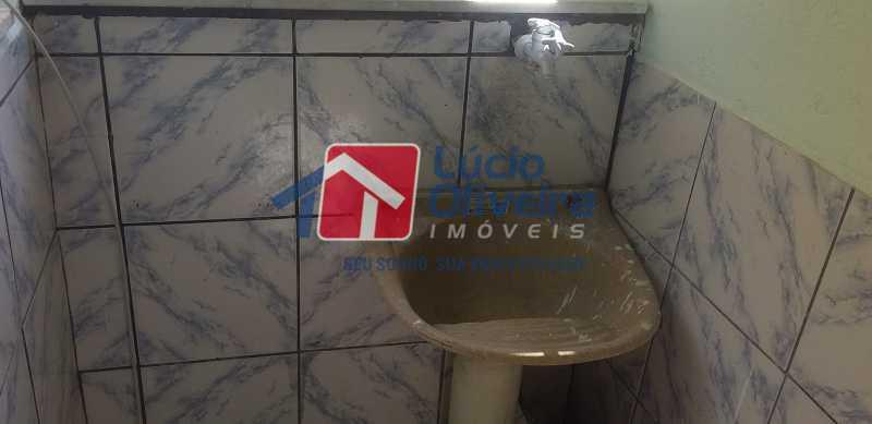 17 - Área - Apartamento à venda Rua Orica,Braz de Pina, Rio de Janeiro - R$ 180.000 - VPAP10158 - 18