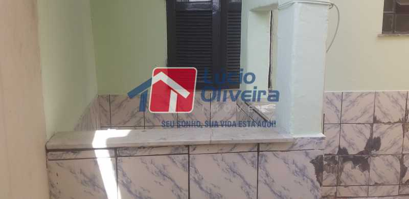 18 - Área - Apartamento à venda Rua Orica,Braz de Pina, Rio de Janeiro - R$ 180.000 - VPAP10158 - 19