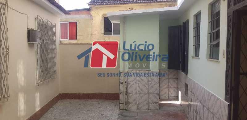 19 - Área Útil - Apartamento à venda Rua Orica,Braz de Pina, Rio de Janeiro - R$ 180.000 - VPAP10158 - 1