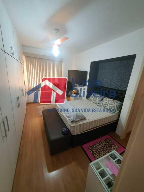 4-Quarto Casal1 - Apartamento à venda Travessa da Benevolência,Vila da Penha, Rio de Janeiro - R$ 380.000 - VPAP21470 - 5