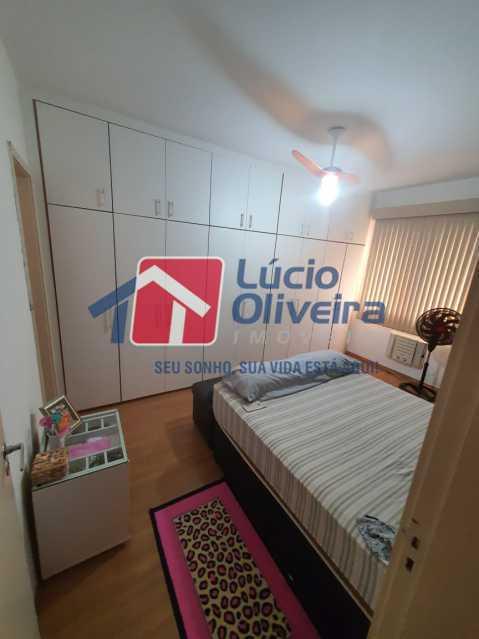 5-QuartoCasal 2 - Apartamento à venda Travessa da Benevolência,Vila da Penha, Rio de Janeiro - R$ 380.000 - VPAP21470 - 6