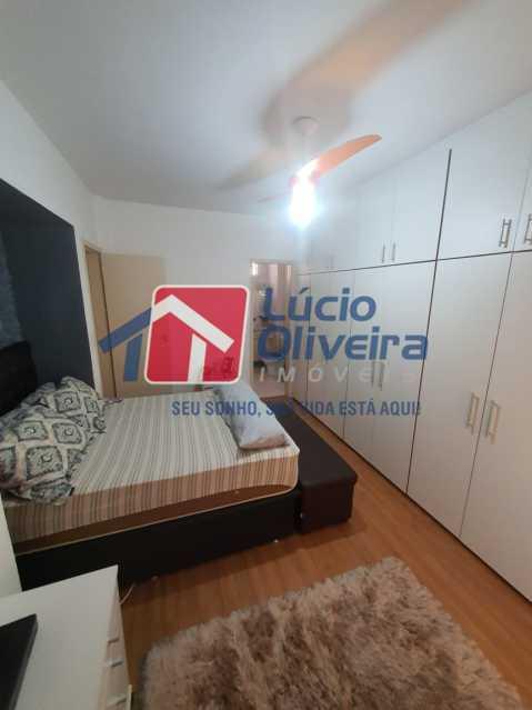 6-Quarto casal 1 - Apartamento à venda Travessa da Benevolência,Vila da Penha, Rio de Janeiro - R$ 380.000 - VPAP21470 - 7