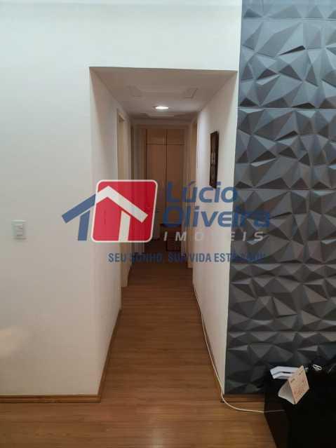 10-Circulação - Apartamento à venda Travessa da Benevolência,Vila da Penha, Rio de Janeiro - R$ 380.000 - VPAP21470 - 11