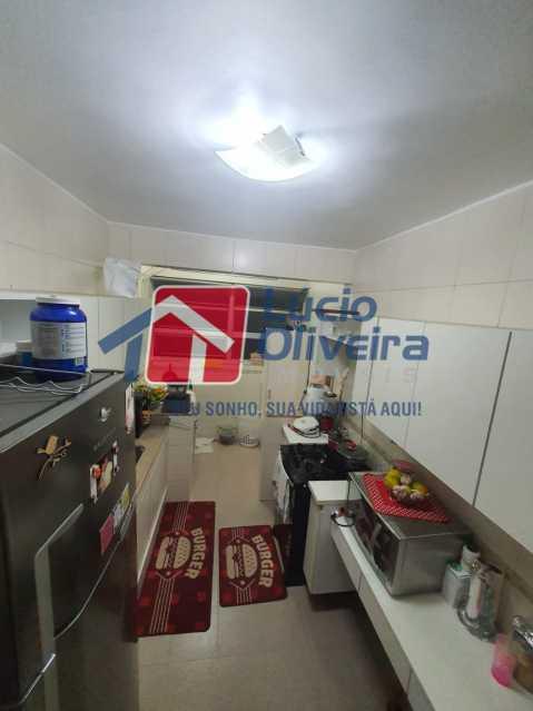 12-Cozinha e Area serviço - Apartamento à venda Travessa da Benevolência,Vila da Penha, Rio de Janeiro - R$ 380.000 - VPAP21470 - 13