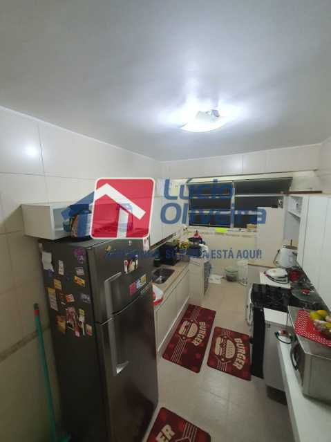 13-Cozinha - Apartamento à venda Travessa da Benevolência,Vila da Penha, Rio de Janeiro - R$ 380.000 - VPAP21470 - 14
