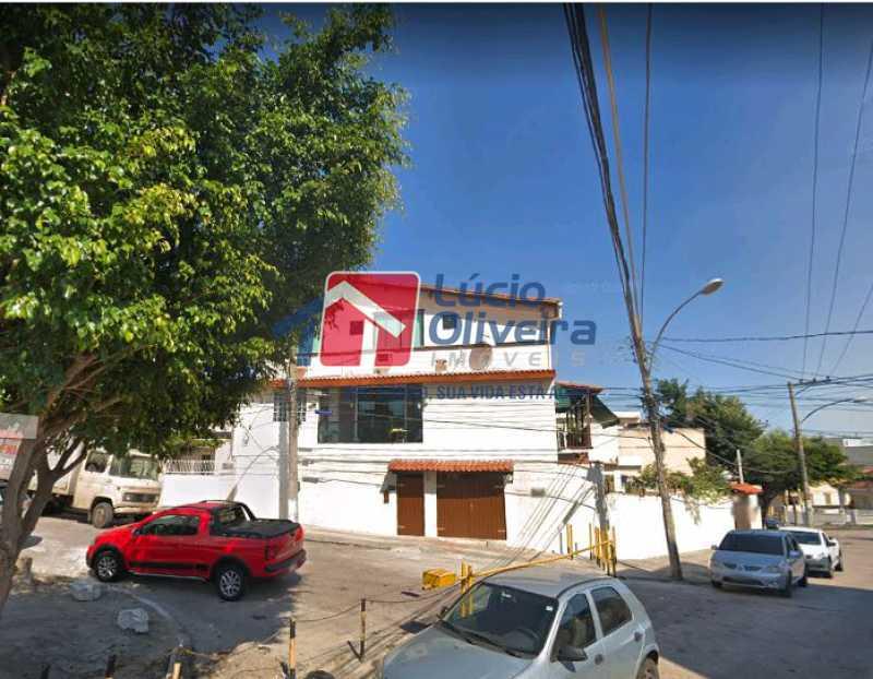 19-Vista da Rua - Apartamento à venda Travessa da Benevolência,Vila da Penha, Rio de Janeiro - R$ 380.000 - VPAP21470 - 21