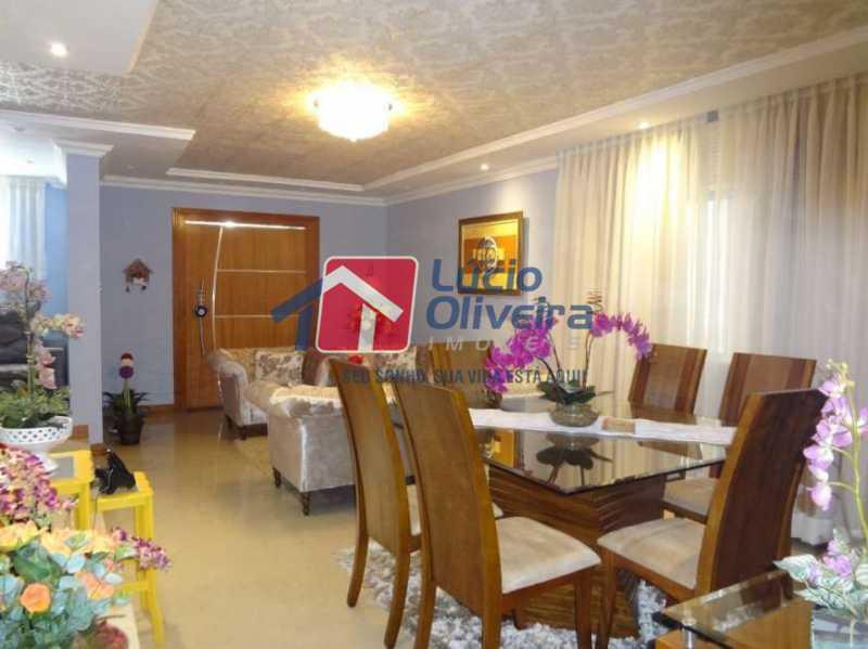 1-Sala 2 ambientes - Casa à venda Rua Sobragi,Tauá, Rio de Janeiro - R$ 910.000 - VPCA30208 - 1