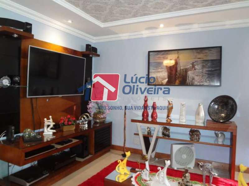 4- Sala TV - Casa à venda Rua Sobragi,Tauá, Rio de Janeiro - R$ 910.000 - VPCA30208 - 5