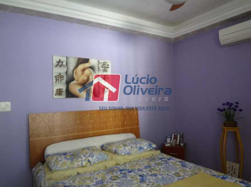 6-Quarto Casal - Casa à venda Rua Sobragi,Tauá, Rio de Janeiro - R$ 910.000 - VPCA30208 - 7