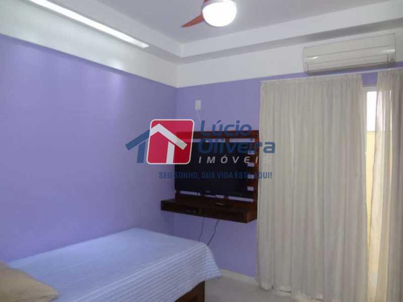8-Quarto Solteiro1 - Casa à venda Rua Sobragi,Tauá, Rio de Janeiro - R$ 910.000 - VPCA30208 - 10