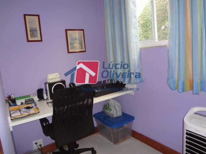 10-Quarto Solteiro 2 - Casa à venda Rua Sobragi,Tauá, Rio de Janeiro - R$ 910.000 - VPCA30208 - 12