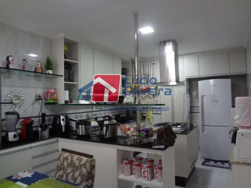 11Copa Cozinha planejada - Casa à venda Rua Sobragi,Tauá, Rio de Janeiro - R$ 910.000 - VPCA30208 - 9