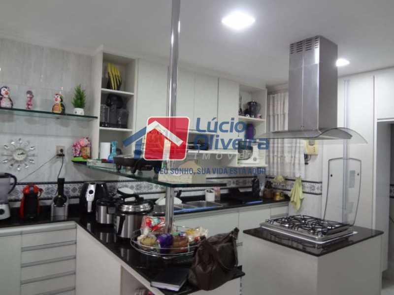 12-Cozinha Planejada - Casa à venda Rua Sobragi,Tauá, Rio de Janeiro - R$ 910.000 - VPCA30208 - 13