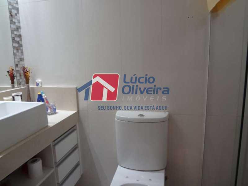 13 Banheiro social - Casa à venda Rua Sobragi,Tauá, Rio de Janeiro - R$ 910.000 - VPCA30208 - 14