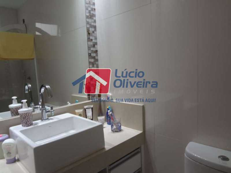 14-Banheiro social - Casa à venda Rua Sobragi,Tauá, Rio de Janeiro - R$ 910.000 - VPCA30208 - 15