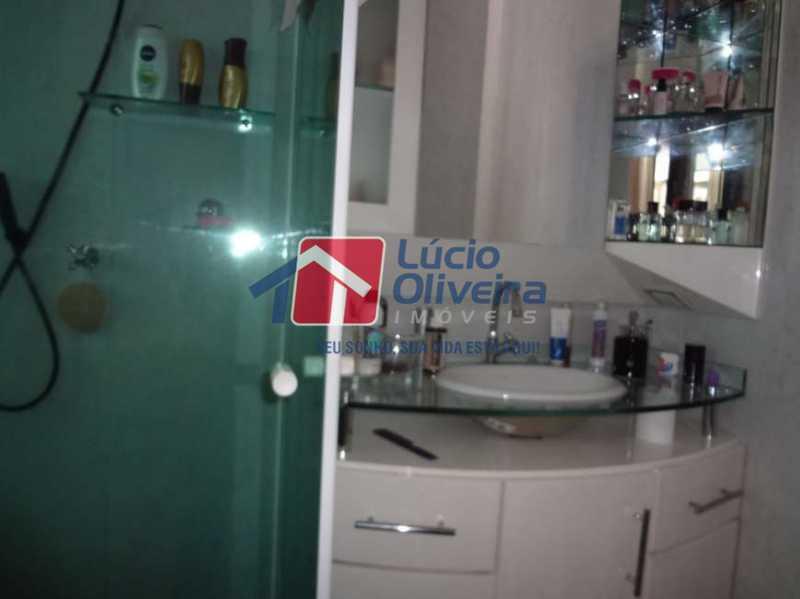 15-Banheiro social 2 - Casa à venda Rua Sobragi,Tauá, Rio de Janeiro - R$ 910.000 - VPCA30208 - 16