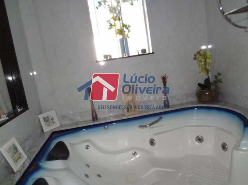 16-Hidromassagem - Casa à venda Rua Sobragi,Tauá, Rio de Janeiro - R$ 910.000 - VPCA30208 - 17
